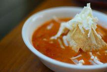 Recipes: Soups & Stews / by Amelia Kleymann