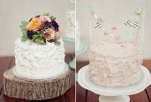 Wedding Cakes / by Missy Liu