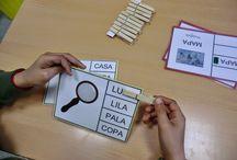 Lectoescritura / Ideas y actividades de lectoescritura.
