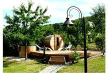 Hot tub and barrelsauna - 1391607368