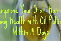 Beauty and Skin Care / Healthy skin with natural oils - recipes, how tos and what not to do.
