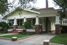Living in a 1920 Craftsman