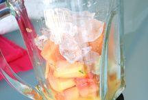 Drink - Fresh Infused / Refreshing Drinks