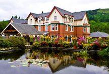 Muthu Royal Hotel,Tyndrum, The highlands, Scotland