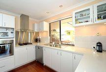 White Star Kitchen Worktops by Granite/Trend Transformations