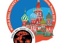 Team RUSSIA Ball Hockey
