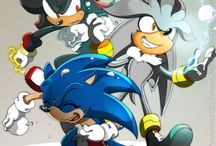 Соник | Sonic The Hedgehog / Sonic The Hedgehog | Sonic Characters | Art