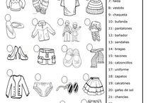 atividades em espanhol
