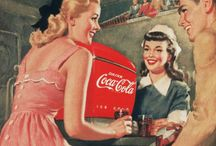 Coca Cola / by Valenchia Hershberger