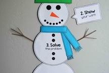 January Classroom Ideas