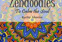 Adult Coloring Books / A beautiful collection of my most favorite coloring books!! / by Kathy Ahrens