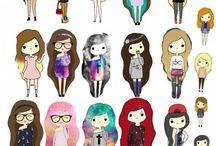 bonecas tumblr