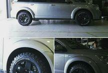 Dodge Journey modification