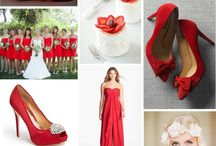 Red Wedding Inspirations