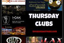 Thursday in Vegas / by Stacia iPartyinVegas