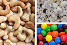 Snack ideas / by Jennifer Armstead