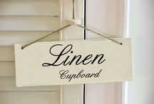 Linen Cupboard / by Magentababy ♥