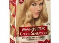 Garnier Color Sensation Permanent Hair Colour / Permanent Hair Colour