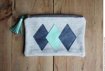 Couture : sacs, pochettes