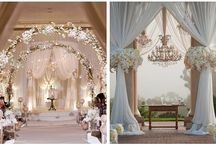 Color Inspiration: White / Wedding & Event Color Palettes: White, Off White & Ivory
