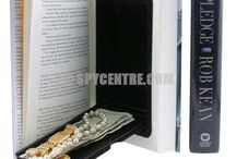 Book Concealment Safes / Looking for the latest in Book Concealment Safes? From locking book safes to standard book safes we got you covered, simply place your valuables in these books and add it right to your book shelf.