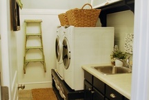 Laundry Rooms / by Annie Bontomasi