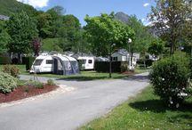 Camping Airotel Pyrénées / Camping caravaneige Luz-Saint-Sauveur