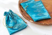 pouches gifting silk