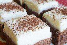 Sütik, édes finomságok