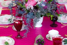 Tablescapes a la Mo