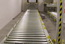 Conveyors for industrial application