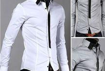 Men dress shirts casual / Men dress shirts casual