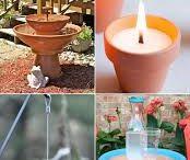 clay pot diy