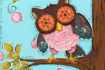 Owl ❤️❤️ / I just loooove owls