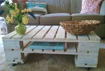 pallets / by Melissa Simpson