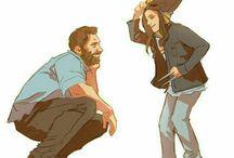 Logan Wolverine ❤