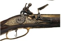 broń w XVIII w. / o uzbrojeniu XVIII wiecznych żołnierzy