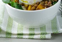 Lentils Loves Veggies / in partnership with Canadian Lentils and Half Your Plate