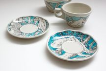 DIY Porcelain Painting