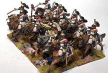 Napoleonicos 28 mm