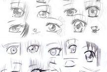 Anime i chibi how to draw