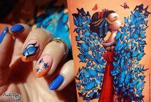 Beauté / Photos, idées beauté féminine : tatouages, nail art...