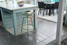 Paving / We have a great range of paving, from sandstone to limestone, Granite to concrete visit our hard goods selection and our garden showrooms at our garden destination centre to see what transformations you can make this year www.hambrooks.co.uk