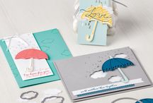 Stampin' Up! - Weather Together / Stampin' up stamp set and card design