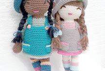 munecas crochet