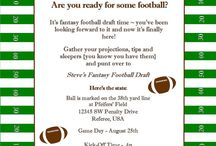 Sports Themed Parties