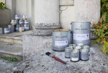 Mylands Paints of London / Style Flooring of York are Yorkshires approved stockist of Mylands paint collection with a unique palette of 120 timeless shades. #mylands #paint #home #decor