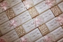 wedding chocolates and bombonieres