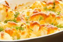 vegetable bakes