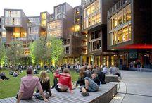 Cohousing architecture